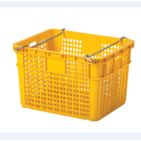 Keranjang Plastik / Nestable And Stackable Containers 1003