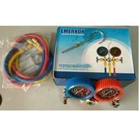 Manifold Freon AC Emerxon