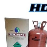 Freon Ac Refrigerant HD R407C