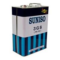 Oli Kompresor suniso 3GS kemasan kaleng (4 Liter)