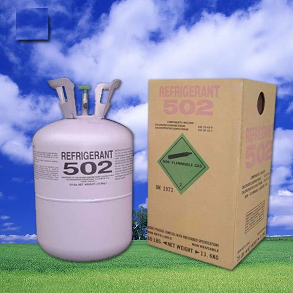 Freon R502 merk refrigerant