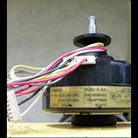 Motor fan ac split mitsubishi original MS-C10VC