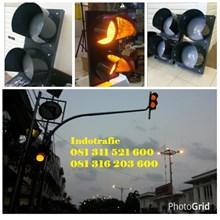 Traffic Light - Warning Light 30Cm 2Aspek