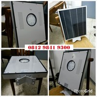 Lampu Jalan LED 15W All In One 1