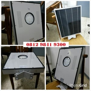 Lampu Jalan LED 15W All In One
