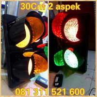 Traffic Light - 30Cm 2Aspek 1