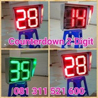 Jual Counter Down Timer 2 Digit