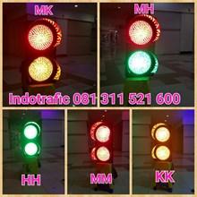 Traffic Light 30cm  2 Aspek