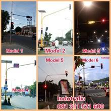 Lampu Jalan Traffic Light