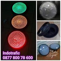 Lampu LED Modul Trafficlight 20cm