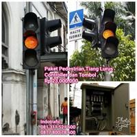 Lampu LED Traffic Light Pedestrian