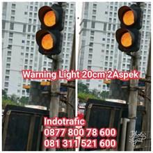 Lampu LED Flashing Light 2Aspek