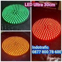 Lampu LED Ultrabright 30cm 250mataled