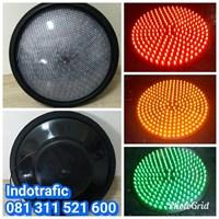 Lampu LED Modul Traffic Light 30cm