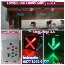 LED Display dan Sign BoardCross Arrow  LLA