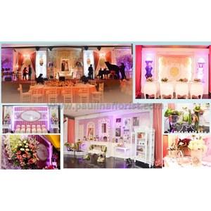 Jual wedding decoration 047 harga murah medan oleh pt paulina florist wedding decoration 047 junglespirit Gallery