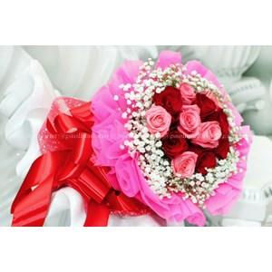 Bunga Hand Bouquet 0013 By PT. Paulina Florist