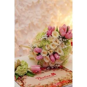 Bunga Hand Bouquet 0017 By PT. Paulina Florist
