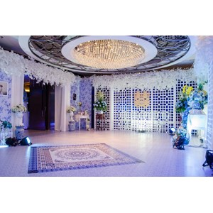 Dekorasi pernikahan Grand Aston Medan 001 By PT. Paulina Florist