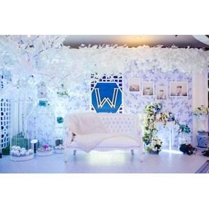 Dekorasi Pernikahan Grand Aston Medan 002 By CV. Paulina Florist