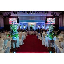 Cv paulina florist wedding decoration service florist aston field grand wedding decor 004 junglespirit Gallery