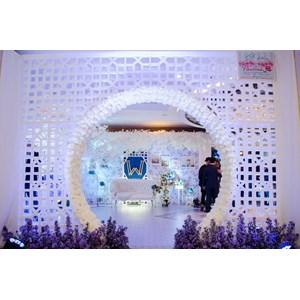 Dekorasi Pernikahan Grand Aston Medan 005 By CV. Paulina Florist
