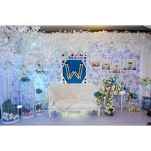 Cv paulina florist wedding decoration service florist wedding decoration jw marriott medan aston field grand wedding decor 007 junglespirit Images
