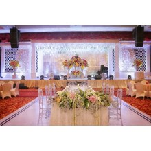 Cv paulina florist wedding decoration service florist wedding decoration jw marriott medan 3 junglespirit Choice Image