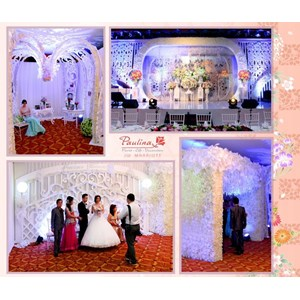 Wedding Ideas By PT. Paulina Florist