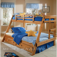 Jual Tempat Tidur Anak Model Tingkat Minimalis KBDA 006