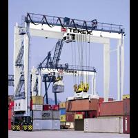 Jual Rubber-Tyred Gantry Cranes (Rtg)