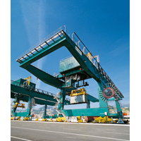 Jual Rail-Mounted Gantry Cranes ( RMG)