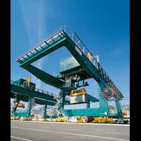 Rail-Mounted Gantry Cranes ( RMG)
