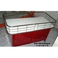 Jual Rak Wagon Standar