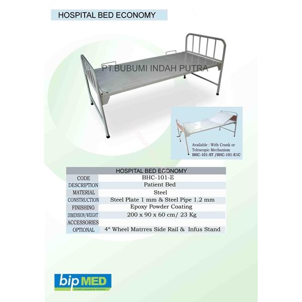 Tempat Tidur Pasien Hospital Bed Ekonomi MURAH
