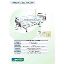 Peralatan Medis Lainnya Tempat Tidur Pasien 2 Engkol Murah