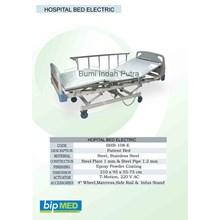 Peralatan Medis Lainnya Tempat Tidur Pasien 3 Engkol Elektrik Murah