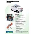 Karoseri Modifikasi Ambulan Tipe Deluxe Murah 1