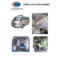 Jual Ambulan Karoseri Modifikasi Ambulan Tipe Standard MURAH 2
