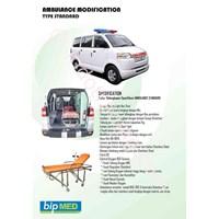 Ambulan Karoseri Modifikasi Ambulan Tipe Standard MURAH 1