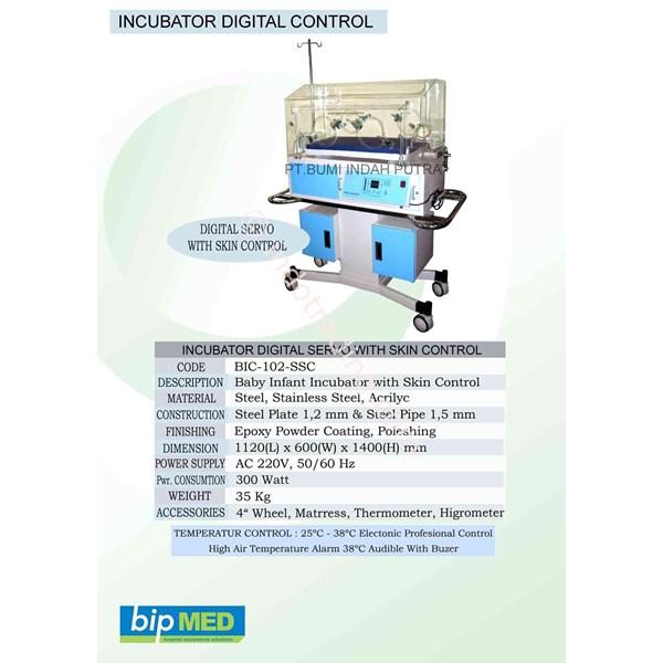 Peralatan Medis Lainnya Inkubator Bayi Digital Servo Kontrol Murah