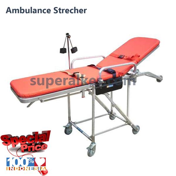 Tandu Medis Ambulance Stretcher
