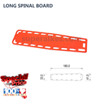 Medical Stretcher Long Spinal Board 1