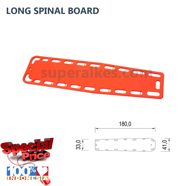 Medical Stretcher Long Spinal Board