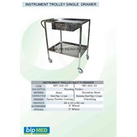 Sell Instrument Trolley With Drawer 2