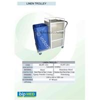 Troli laundry Linen Trolley Troli Linen Termurah