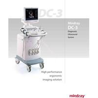 Scanner USG Usg 3 Dimensi Mindray Dc 3  Murah