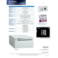 Peralatan Medis Lainnya Scanner USG Printer Usg Murah Sony Up 897 Md