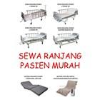 Tempat Tidur Pasien Penyewaan Ranjang Pasien Rental Bed Manual 2