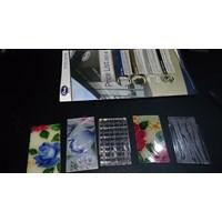 Dari Pintu PVC folding door 4